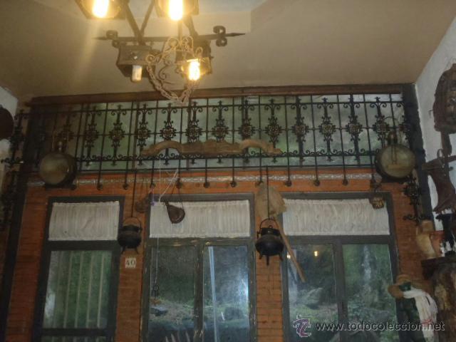 Antigüedades: FAROL DE TREN DELANTERO MAQUINA DE VAPOR 75 CM DE ALTURA RENFE - Foto 9 - 40727565