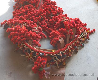 Antigüedades: Guarnición de gala para caballo, siglo XX - Foto 12 - 42270165