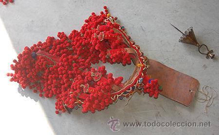 Antigüedades: Guarnición de gala para caballo, siglo XX - Foto 16 - 42270165