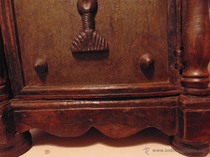Credencia Iglesia : Credencia mueble de sacristia español alta ép comprar