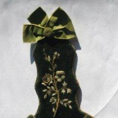 Antigüedades: ANTIGUO PORTA-RELOJ DE MESILLA. Lote 42307900