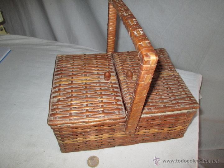 COSTURERO (Antigüedades - Técnicas - Rústicas - Utensilios del Hogar)