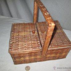 Antigüedades: COSTURERO. Lote 42333942
