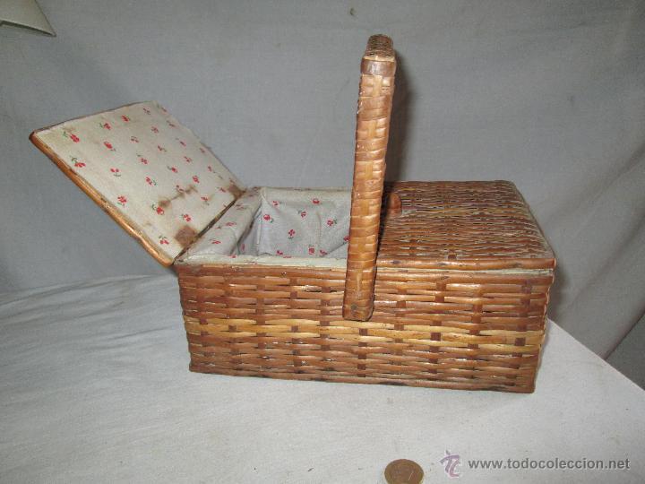 Antigüedades: COSTURERO - Foto 2 - 42333942