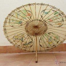 Antigüedades: PARASOL - SOMBRILLA CHINO. Lote 42348087