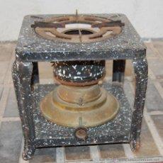 Antigüedades: HORNILLO INFIERNILLO DE PETRÓLEO MARCA IRUM AÑOS 50. Lote 69712777