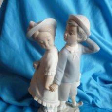 Antigüedades: FIGURA DE PORCELANA. Lote 42364575