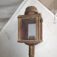 Antigüedades: FAROL CARRUAJES.. Lote 42368244