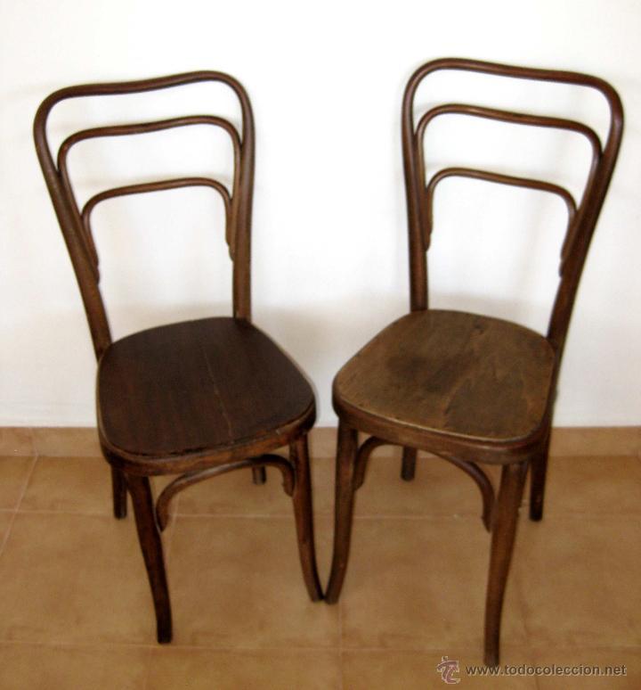 Joyas 2 sillas antiguas originales antiguas jo comprar sillas antiguas en todocoleccion - Sillas originales ...