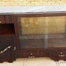 Mueble aparador vitrina oriental mid century vi comprar aparadores antiguos en todocoleccion - Mueble oriental madrid ...