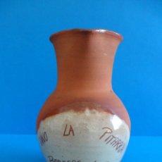 Antigüedades: JARRA PARA EL VINO / BODEGAS LUNA . Lote 42405234