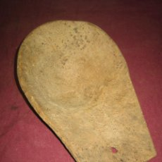 Antigüedades: CUCHARON DE CORCHO... ARTE POPULAR / PASTORIL. Lote 42439505