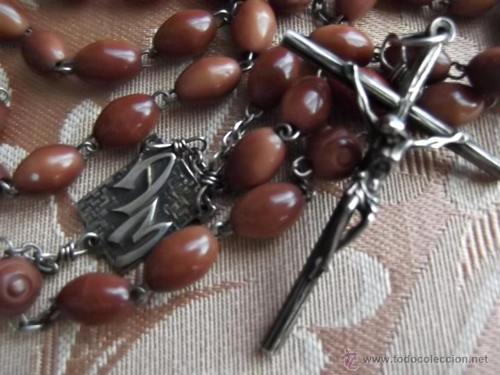 Rosario de cuentas semillas de algarrobo comprar for Aberturas algarrobo rosario