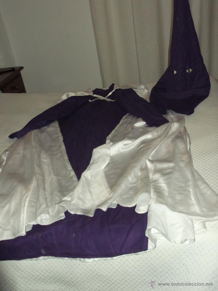 Ropa nazareno semana santa sevilla de algod n y comprar - Ropa vintage sevilla ...