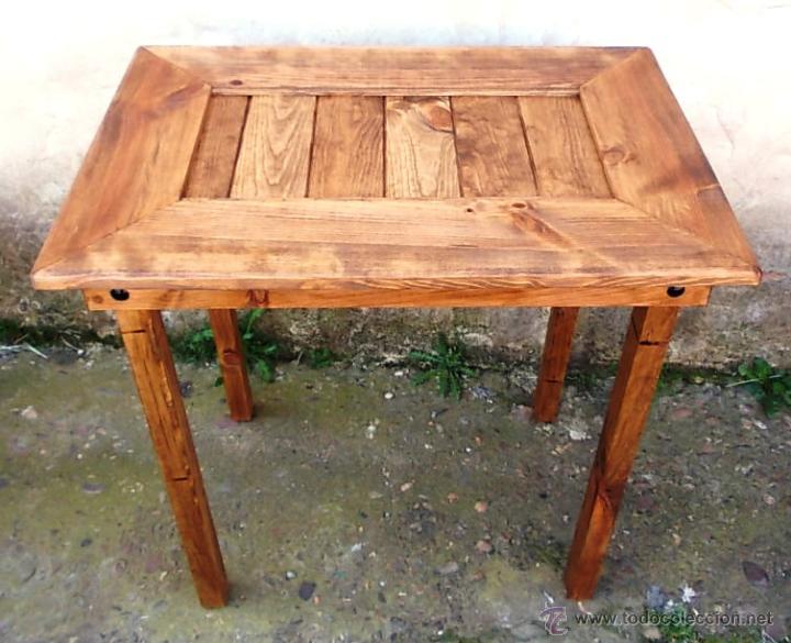 mesa comedor rustica , mueble rustico ,,, mue36 - Comprar Mesas ...