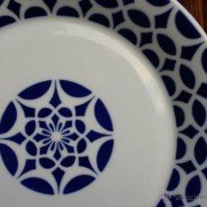 Antigüedades - plato sargadelos azul - 42467105