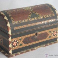 Antigüedades: COFRE DE TARACEA. Lote 42469292