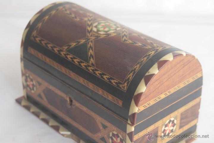 Antigüedades: COFRE DE TARACEA - Foto 2 - 42469292