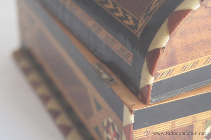 Antigüedades: COFRE DE TARACEA - Foto 5 - 42469292