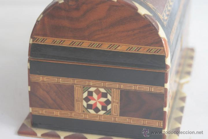 Antigüedades: COFRE DE TARACEA - Foto 6 - 42469292