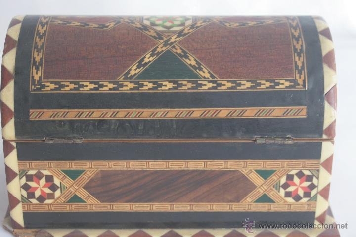 Antigüedades: COFRE DE TARACEA - Foto 7 - 42469292