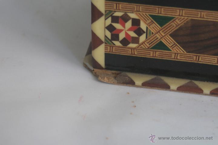 Antigüedades: COFRE DE TARACEA - Foto 9 - 42469292