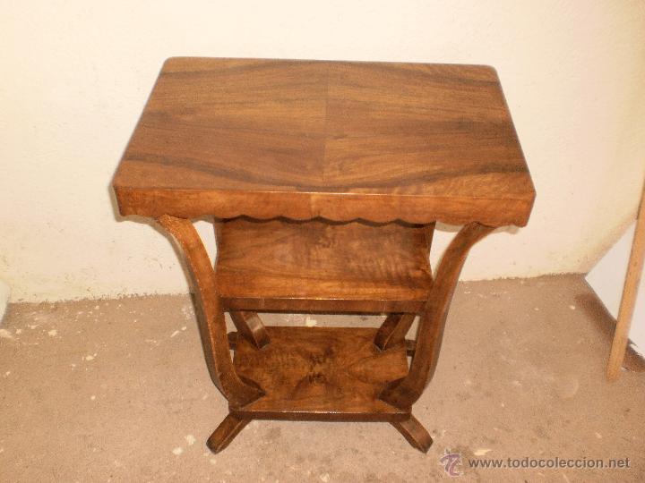 mesa auxiliar art deco - Comprar Mesas Antiguas en todocoleccion ...