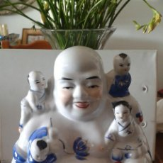 Antigüedades: FIGURA CHINA DE PORCELANA. Lote 42535602