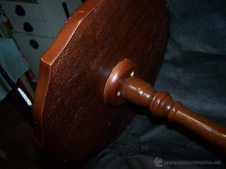 Antigüedades: Dos mesas de te inglesas antiguas muy bien conservadas - Foto 16 - 42551319
