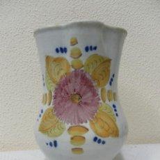 Antigüedades: JARRA. MANISES O LEVANTINA. SIGLO XIX.. Lote 42559444