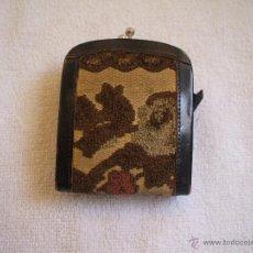 Antigüedades: MONEDERO DE FINALES DE LOS 60,CARTERA,. Lote 50934732