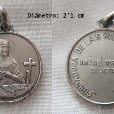 Antigüedades: MEDALLA MARIA DEL CORAZON DE JESUS. Lote 42575795