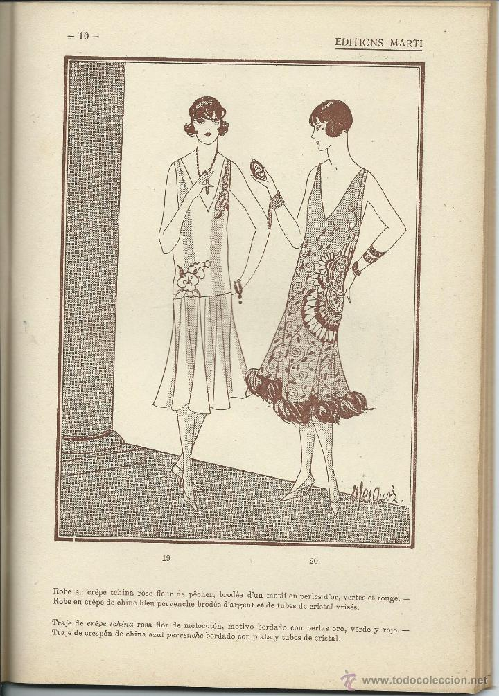 patrones graduables marti 1925 - 26 la mode d\'h - Comprar en ...