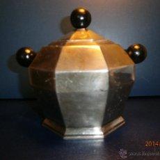 Antigüedades: AZUCARERO ART DÉCO.. Lote 42596074