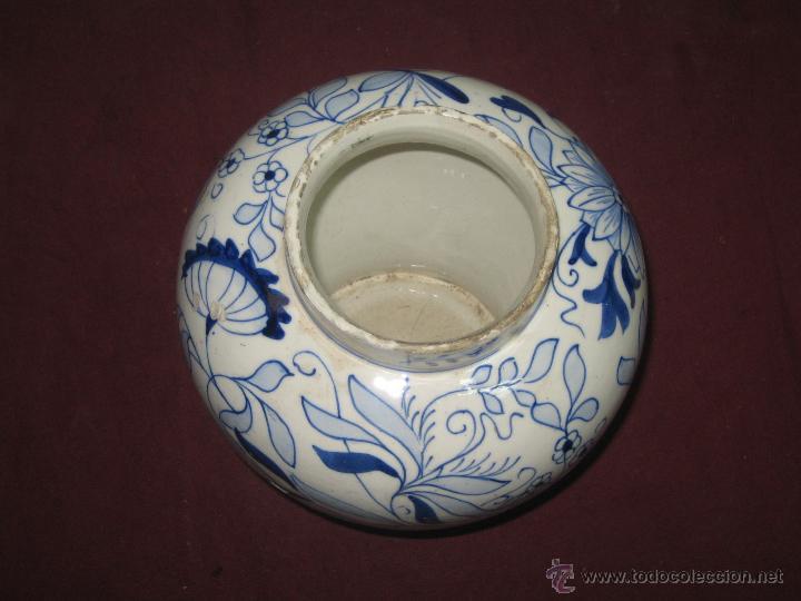 Antigüedades: JARRON....MANISES - Foto 2 - 42610709