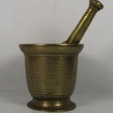 Antigüedades: AL-034. ALMIREZ FRANCES EN BRONCE S. XVIII- XIX.. Lote 42610802