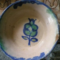 Antigüedades: LEBRILLITO DE FAJALAUZA AÑOS 40. Lote 42616154