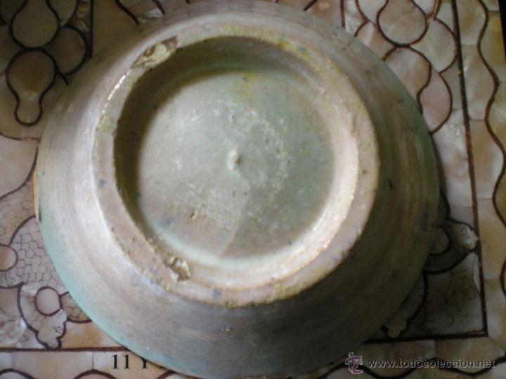 Antigüedades: LEBRILLITO DE FAJALAUZA AÑOS 40 - Foto 2 - 42616154