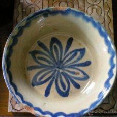 Antigüedades: LEBRILLO DE FAJALAUZA AÑOS 30. Lote 225226631