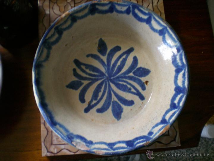 FAJALAUZA AÑOS 30 (Antigüedades - Porcelanas y Cerámicas - Fajalauza)