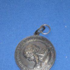 Antigüedades: ANTIGUA MEDALLA SIN CORDON DE NUESTRO PADRE JESUS DE LA PASION 4.5 CM DIAMET- SEMANA SANTA SEVILLA. Lote 50829994