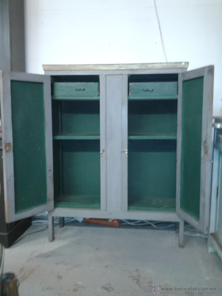 Armario restaurado comprar armarios antiguos en - Armarios antiguos restaurados ...