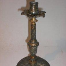 Antigüedades: ANTIGUO CANDELABRO O PORTAVELA. Lote 42683460