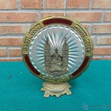Antigüedades: RELICARIO RELIGIOSO DE RECUERDO. Lote 42686051