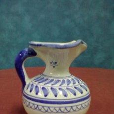Antigüedades: JARRA DE MOLDE TALAVERA.. Lote 42688135