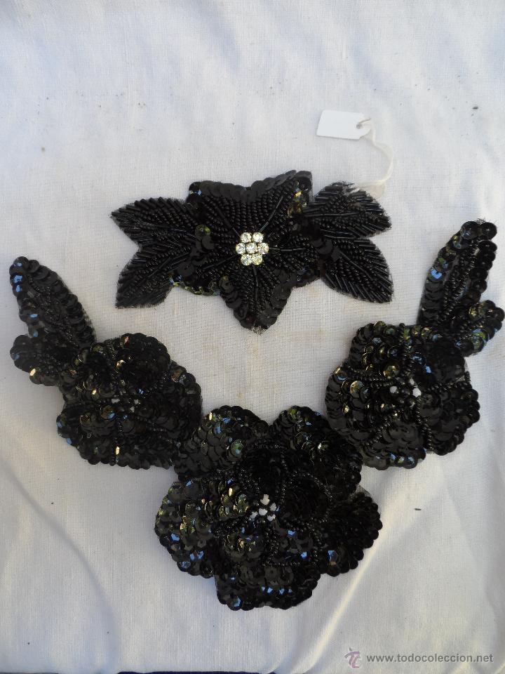 a6a5869cae02 aplique bordado lote de las 2 piezas - Comprar Moda Antigua de Mujer ...