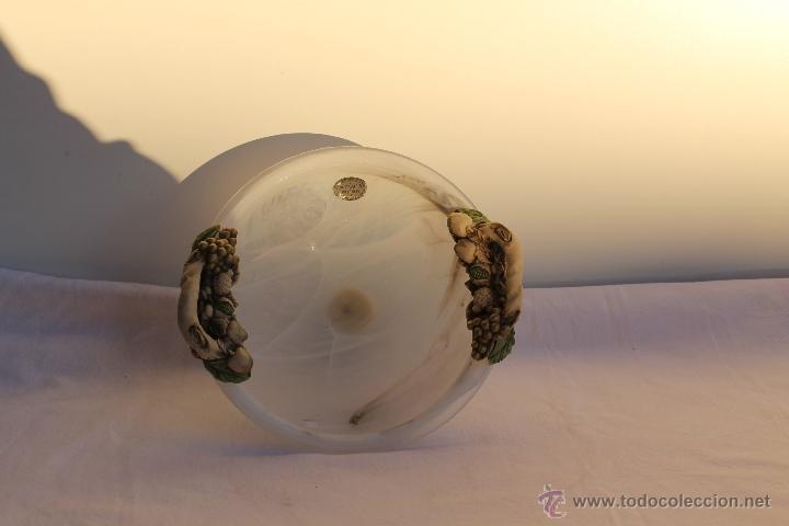 Antigüedades: CENTRO DE VIDRIO CRISTALERIA ARZANESE - Foto 5 - 42737424