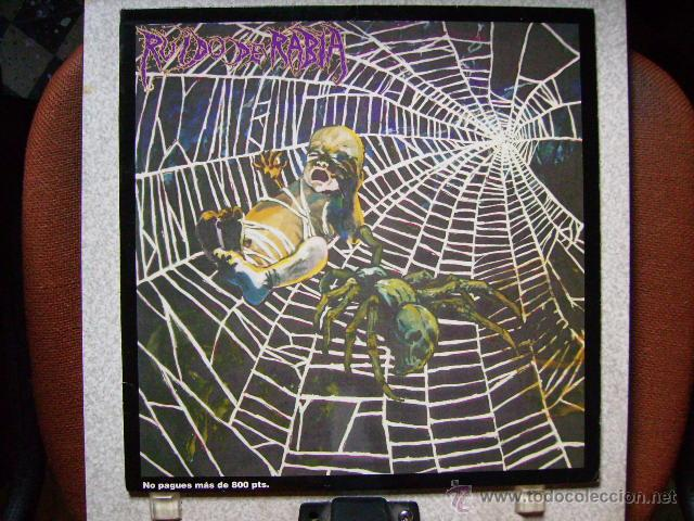 RUIDO DE RABIA.REVOLUCION COSMICA...EX (Música - Discos - LP Vinilo - Punk - Hard Core)