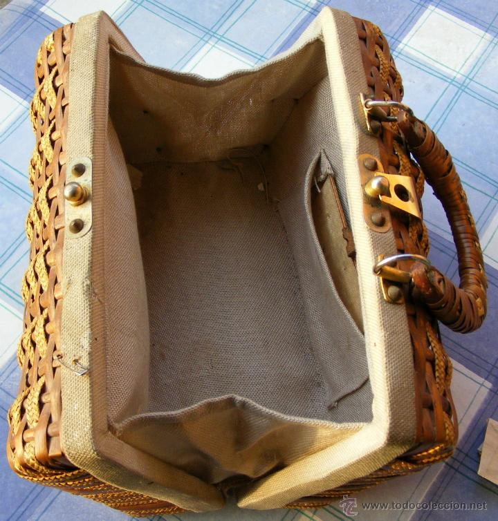 Antigüedades: BOLSO ANTIGUO - Foto 4 - 42771185