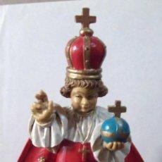 Antigüedades: FIGURA NIÑO JESUS DE PRAGA ITALIA .. Lote 42771187